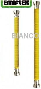 Racord extensibil gaz din inox 1/2 II 50-100 cm