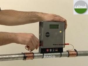 Dedurizator electromagnetic CALMAT 15-38 mm anticalcar si antirugina