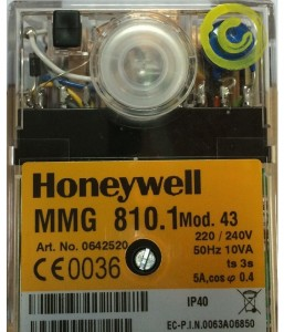 Automat pentru arzatoare Honeywell SATRONIC MMI 810.1 mod 43