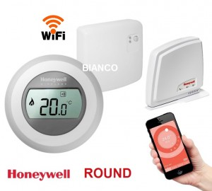 Termostat de ambient WiFi Honeywell Y87RFC WiFi