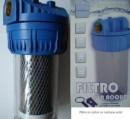 Filtru + cartus cu carbune activ 10x1