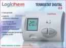 Termostat de ambient cu fir Logictherm C3
