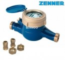Apometru apa rece Zenner MNK cls.B cu mecanism umed DN 40-11/2