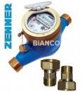 Contor Zenner MNK-RP cu role protejate DN25 - 1