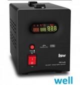 Stabilizator de tensiune cu releu 1500VA-900W  pentru centrala termica
