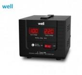 Stabilizator de tensiune cu servomotor 500VA-300W  pentru centrala termica