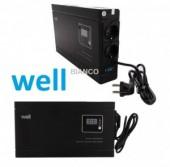 Stabilizator de tensiune SLIM cu releu 1500VA-900W  pentru centrala termica