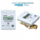 Contor de energie termica Zenner 1/2